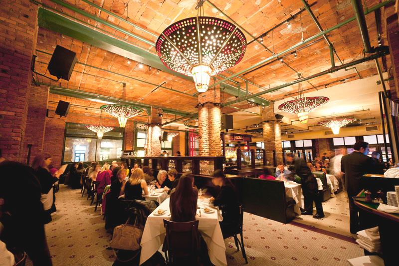 The Greenwich Hotel's neighborhood guide featuring Tribeca Grill